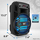 Portable Bluetooth PA Speaker System - 300W