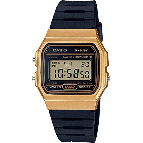 Casio F-91WM-9A unisex quartz wristwatch