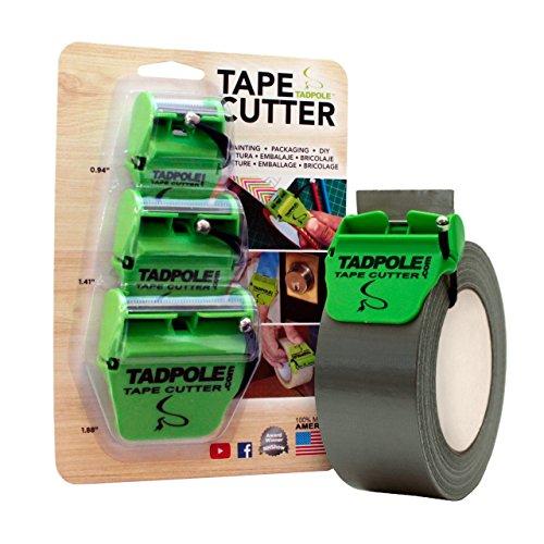 TADPOLE Tape Cutter Combo, 3 Piece