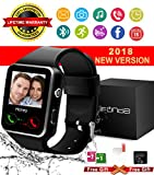 Best Smart Watches - Bluetooth Smart Watch With Camera Touch Screen Smartwatch Review
