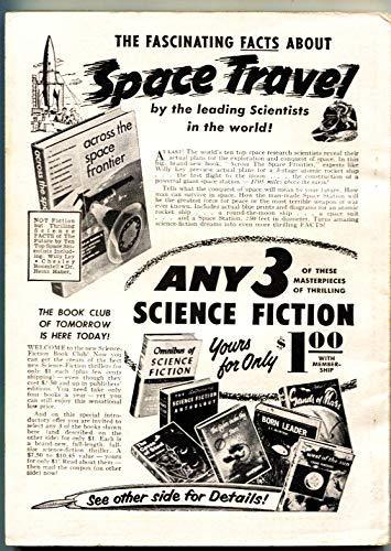 FANTASTIC UNIVERSE SCIENCE FICTION-Sept 1954-Pulp-ALEX SCHOMBURG-JOHN JAKES