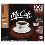 MCCAFE Premium Roast Coffee, Single Serve Pods, 30 Pods, 323G
