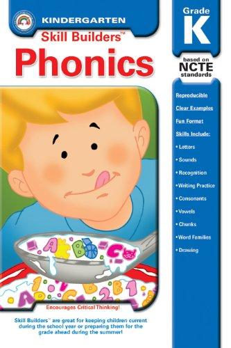 Phonics, Grade K (Skill Builders™) pdf epub