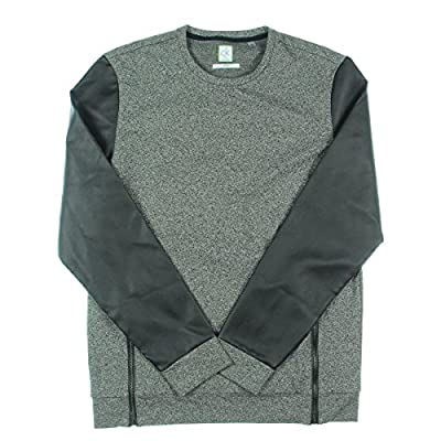 Calvin Klein Men's Double-Knit Terry Crew-Neck Sweatshirt