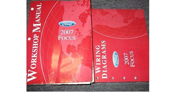 focus 2007 maintenance manual