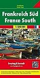 Frankreich Süd, Autokarte 1:500.000 (freytag & berndt Auto + Freizeitkarten)