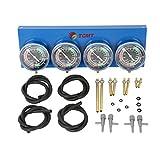 XMT-MOTO 4-Carb Carburetor Synchronizer Bracket Kit Fit Motorcycle available Universal