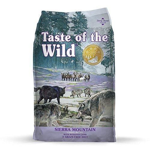 Taste of the Wild Sierra Mountain Grain-Free Dry Dog Food wi
