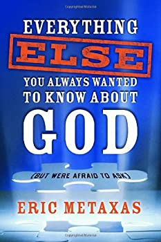 Everything You Always Wanted to Know About God (but were afraid to ask) 1400071011 Book Cover