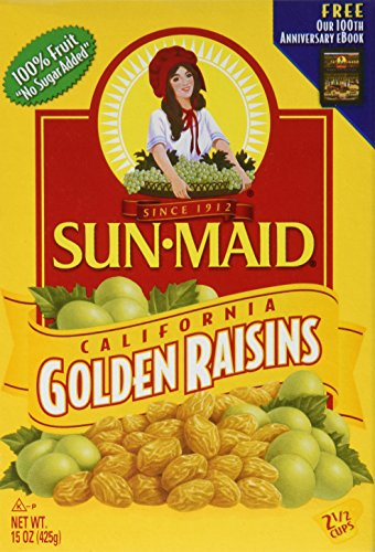 Sun Maid Golden Raisins-15 oz