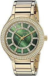 Michael Kors Women's MK3409 Kerry Gold-Tone Watch