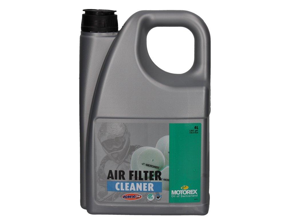 Motorex 302923 - Producto de limpieza de filtros de aire (1 litro) B002BWPWSK