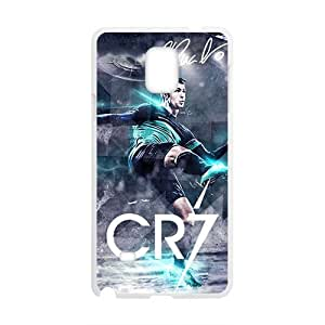 SANYISAN Cool Cristiano Ronaldo Design Hard Case Cover Protector For Samsung Galaxy Note4
