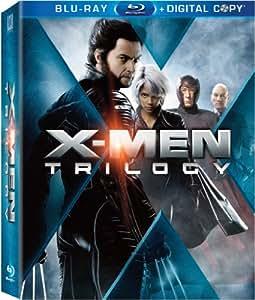 X-Men Trilogy Blu Ray With Digital Copy [Blu-ray]