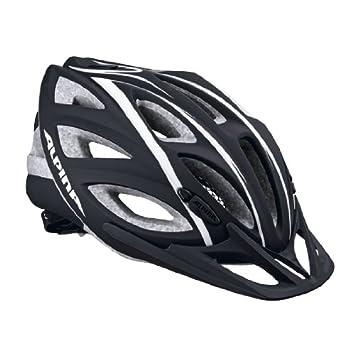 Uvex MTB Sport Boss RBS - Casco para bicicletas para mujer, color negro y blanco