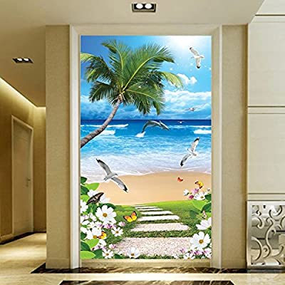 XLi-You 3D Magic Off The Sea Wall Art Gallery Wallpaper Background Wall Paper Study Seamless Wall Cloth