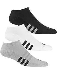 Mens Golf No-Show Socks (3 Pack)