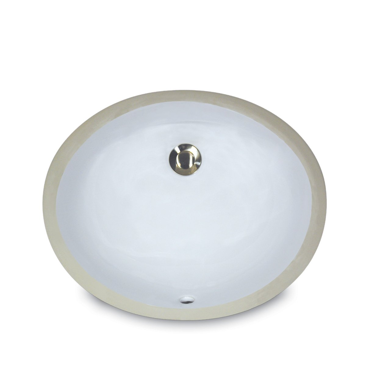 Nantucket Sinks Um W Inch By Inch Oval Ceramic