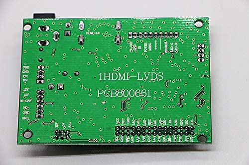 40 needle laptop LCD controller board DIY kits LCD kits LVDS kits 16 inch LVDS 1ch.6bit Gimax HDMI 7 inches