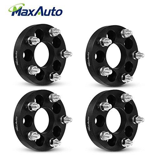 (MaxAuto 5x100 to 5x114.3 Wheel Spacer, 4Pcs 1