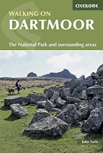 - Walking on Dartmoor: National Park and Surrounding Areas (A Cicerone Guide) (Cicerone British Walking)