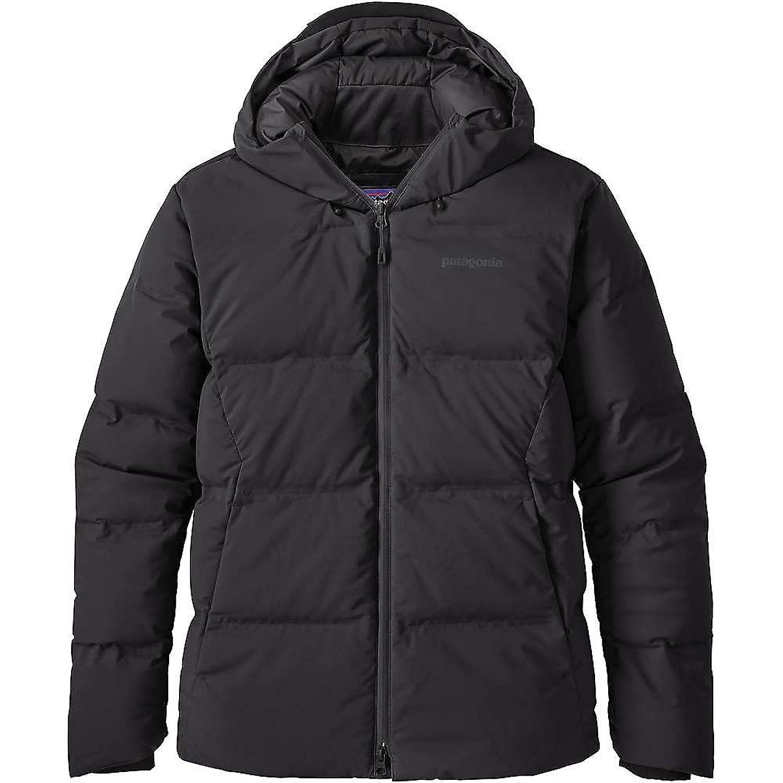 パタゴニア アウター ジャケットブルゾン Patagonia Men's Jackson Glacier Jacket Black 2dv [並行輸入品] B074XTPSXP