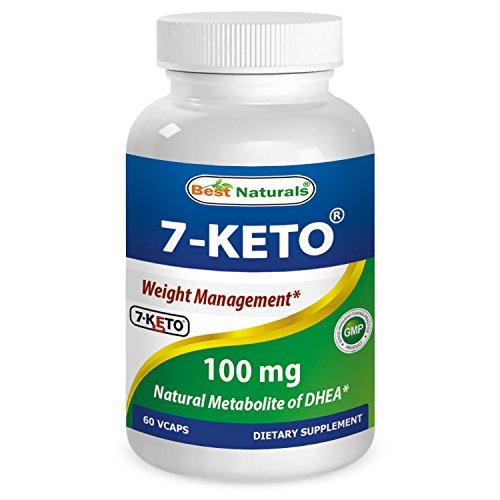 Best Naturals, 7-keto Dhea, Fat Loss Formula, 100 Mg, 60 Vcaps