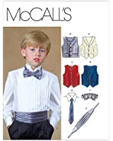 Pour enfants / garçons bordée gilets, ceinture de smoking, noeud papillon et Neckti - CCE modèle (3-4-5-6)
