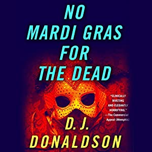 No Mardi Gras for the Dead Audiobook