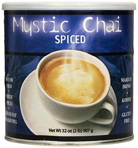 (Mystic Chai Spiced Tea Mix - 2 lb)