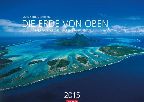 Die Erde von oben 2015