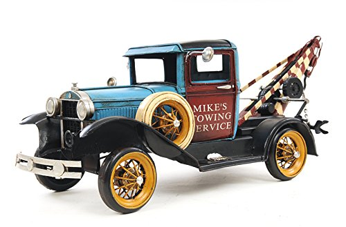 Old Modern Handicrafts 1931 Ford Model a Tow Truck Collec...