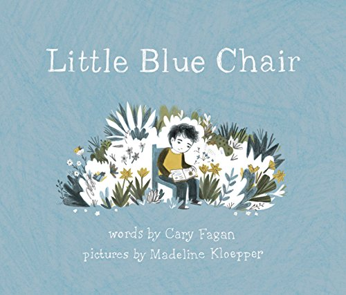 Little Blue Chair (Chairs Rooster)