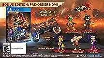 Sega of America Sonic Forces Bonus Edition - Playstation 4