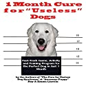 1 Month Cure for 'Useless' Dogs: Fast-Track Game, Activity and Training Program for the Perfect Dog in Just 1 Month Audiobook by Ray Lincoln, Emma Lincoln Narrated by Emma Lincoln