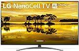 LG 65SM9000PUA Nano 9 Series 65' 4K Ultra HD Smart LED NanoCell TV (2019), Black