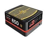 Thermaltake Toughpower DPS G 850W Digital 80+ Gold Fully Modular ATX 12V 2.31/EPS 12V 2.92 Power Supply 10 YR Warranty PS-TPG-0850DPCGUS-G