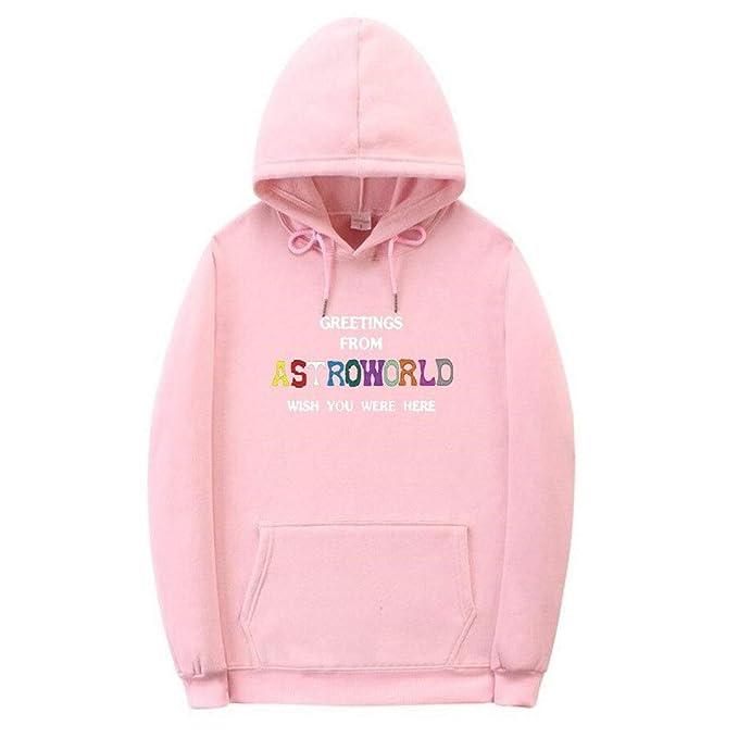 Amazon.com: Astroworld Hoodies for Men Scott Astroworld Man Woman Hoodie Sweatshirt Hoodies: Clothing