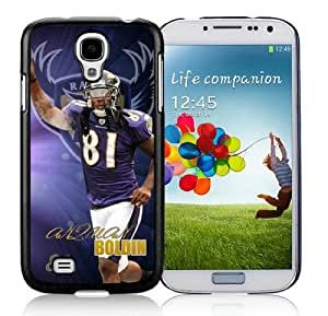 NFL Baltimore Ravens Anquan Boldin 01 Samsung Galalxy S4 I9500 Case Gift Holiday Christmas Gifts cell phone cases clear phone cases protectivefashion cell phone cases HLNKY604580180