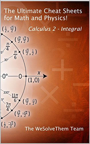Amazon com: The Ultimate Cheat Sheets for Math and Physics