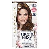 Clairol Nice'n Easy Permanent Hair Color, 4R Dark Auburn, 1 Count
