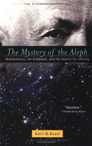 Download The Mystery of the Aleph: Mathematics, the Kabbalah, and the Search for Infinity ebook