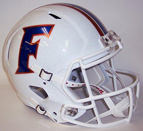 Florida Gators White ALT Riddell Full Size Speed Deluxe Replica Football Helmet