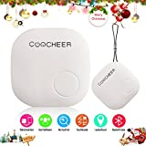 Key Finder, Smart Bluetooth Anti-Lost Locator Tracker Alarm Two-Way Cell Phone, Wallet,Key, Pet, Smart Bluetooth Finder Alarm Locator Tracker for iOS/Android