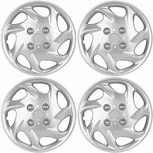 15 hubcaps mazda - 1