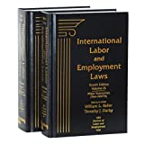 img - for International Labor and Employment Laws book / textbook / text book