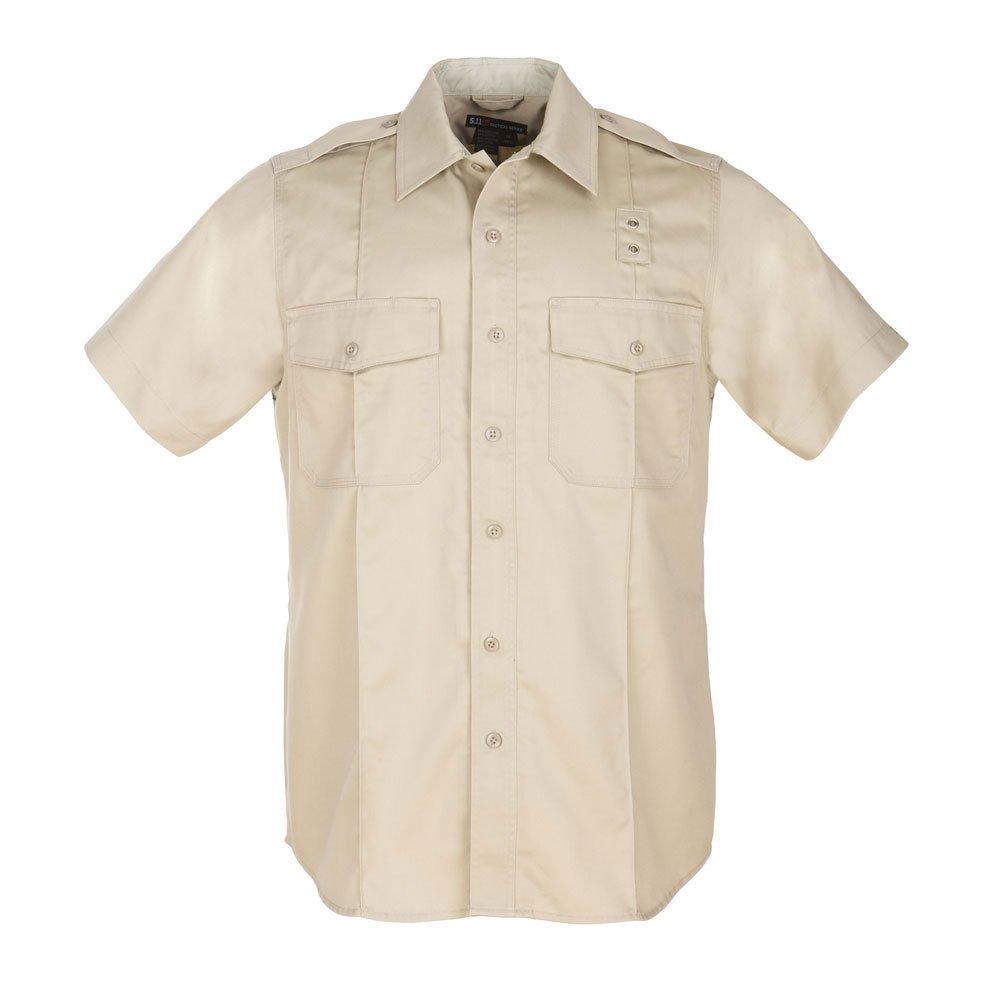 5.11 Tactical Women's Class B Twill PDU Short Sleeve Shirt Polyester-Cotton Fabric Style 61159