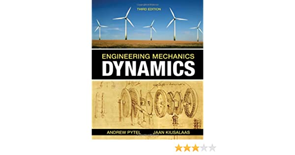 Amazon engineering mechanics dynamics 9780495295617 amazon engineering mechanics dynamics 9780495295617 andrew pytel jaan kiusalaas books fandeluxe Gallery