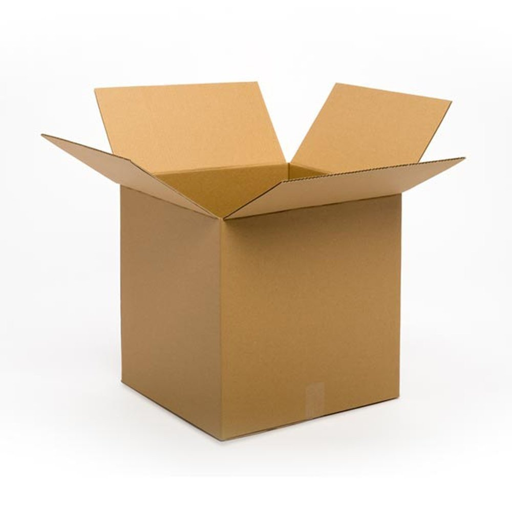 Brown RetailSource Corrugated Boxes 8 x 6 x 5