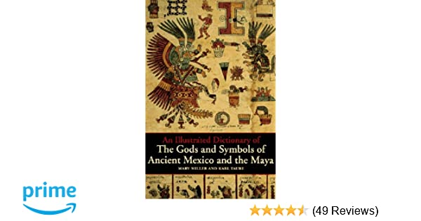 An Illustrated Dictionary Of The Gods And Symbols Of Ancient Mexico